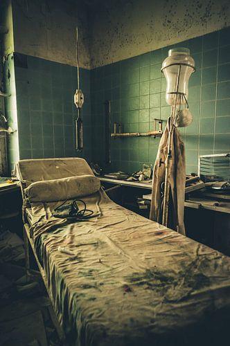 Abandoned GP's room