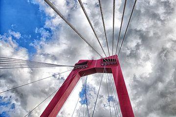 Willemsbrug Rotterdam van Eisseec Design