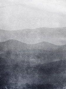 Mist in de Great Smoky Mountains