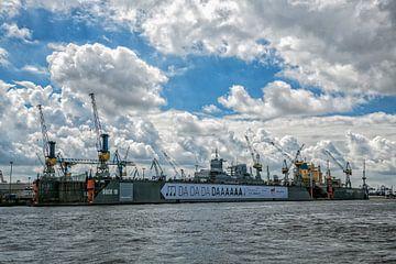Dock 10 van Bernd Garbers