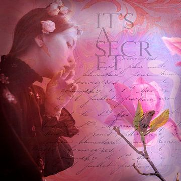 Psst ...es ist ein Geheimnis! von christine b-b müller