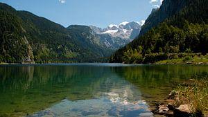 Gespiegelde balans in Oostenrijk van Rick Biermans