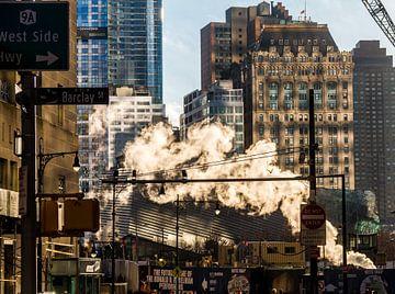 Lower Manhattan, NYC van Rosan Verbraak