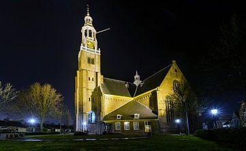 Groote Kerk Maassluis von Maurice Verschuur