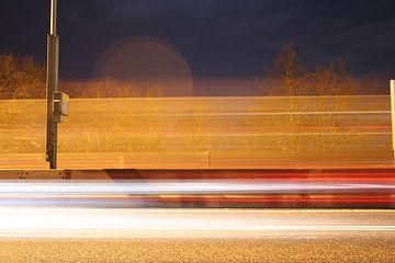 Blurred Highway van Bram Giesen