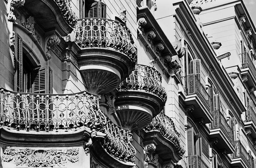 [barcelona] - ... balconies sur Meleah Fotografie