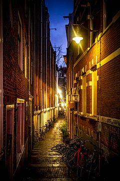 ruelle d'Amsterdam sur Nicky Kapel