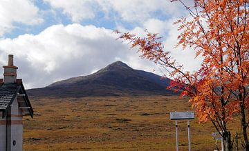 Corrour Schottland von Kim Herber
