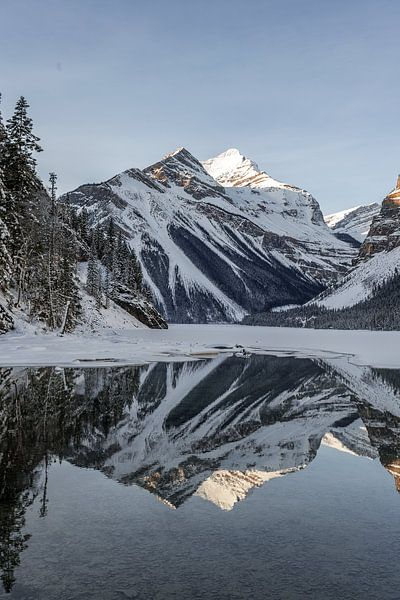 Mount Robson, AB van Luc Buthker