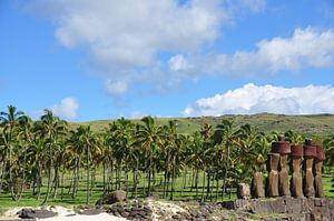 Paaseiland Moai