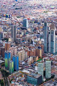 Bogota van Lucas De Jong