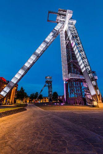 Steenkoolmijn van Winterslag, Genk