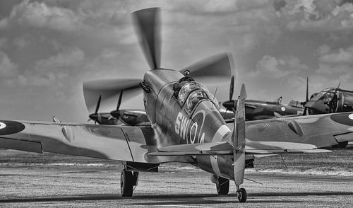 Supermarine Spitfire, taxiend
