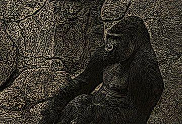 Gorilla von Lucia