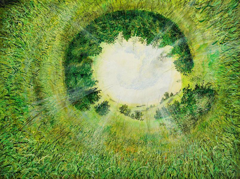 Naturformation von Silvian Sternhagel