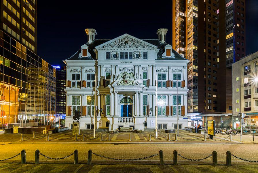 Het Schielandshuis in Rotterdam van MS Fotografie