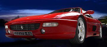 Ferrari F355 Spider von aRi F. Huber