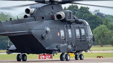 Agusta Westland HH-101A helikopter van de Italiaanse Luchtmacht van Ed Steenhoek