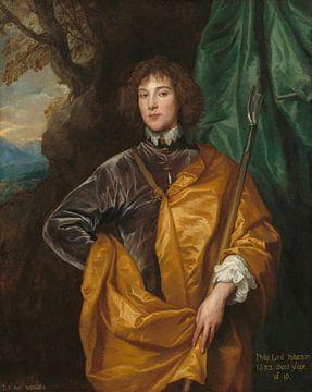 Philip, Lord Wharton, Antoon van Dyck