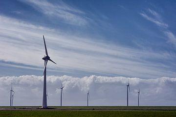 Hollandse windmolens 2.0 - Dutch windmills 2.0 van Jos Reimering