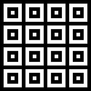 Nested | Center | 04x04 | N=02 | W van Gerhard Haberern