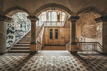 Eingang Beelitz von Bjorn Renskers