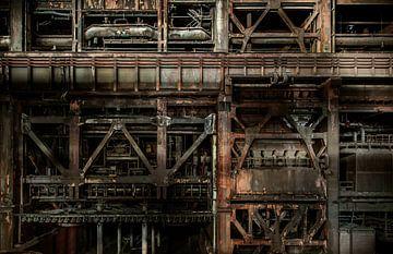 Heavy industrial sur Olivier Van Cauwelaert