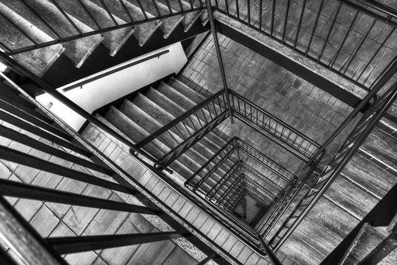 I'm a staircase! van Rob de Voogd / zzapback