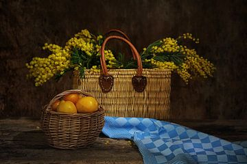 The taste of Italy van Saskia Dingemans