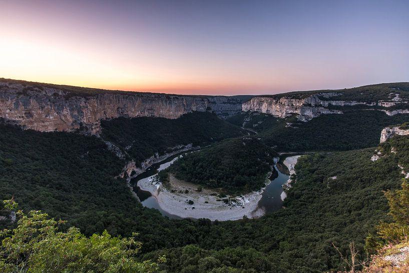 Ardèche sur Frank Herrmann