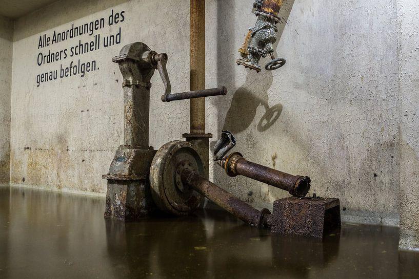 Bunker WWII van Sven Löbbert