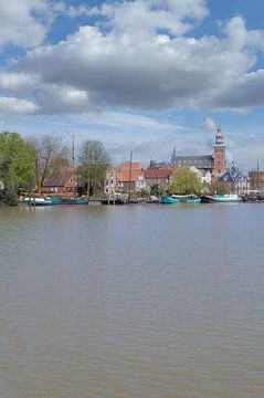 Leeg in Oost-Friesland van Peter Eckert