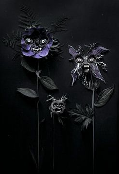Les Fleurs du Mal. von Sandor Ploegman-Stam