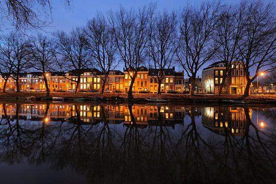 Weerdsingel Oostzijde in Utrecht tussen Hopakker en Bellamystraat