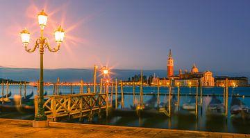 Sunrise in Venice van Henk Meijer Photography