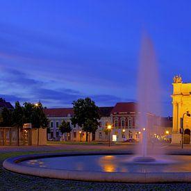 Brandenburger Tor in POtsdam von Frank Herrmann