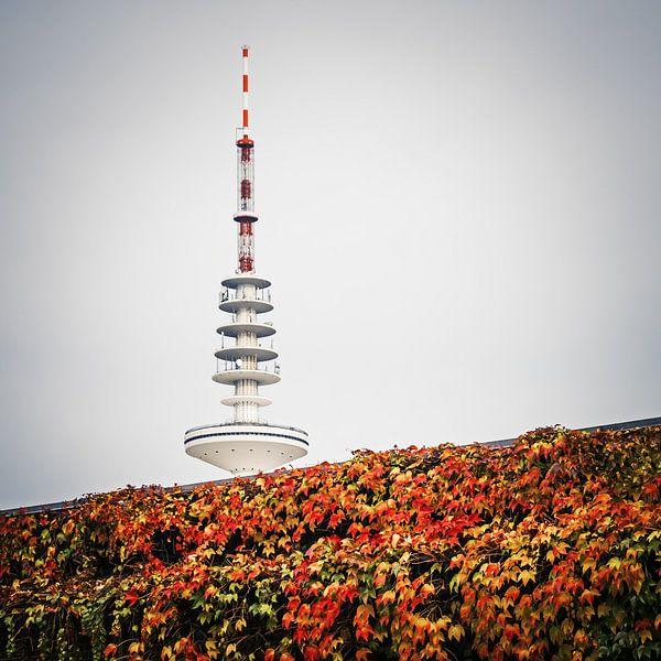Hamburg - TV Tower van Alexander Voss