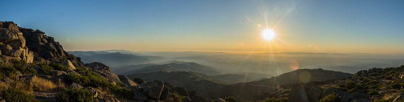 Panorama Serra da Estrela sur Jeroen Mondria