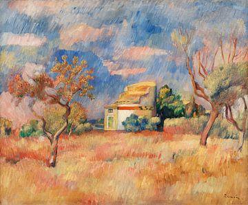 Renoir, Taubenschlag von Bellevue (1888-1889)