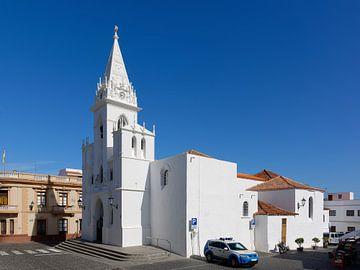 Dorfkirche in Los Silos auf Teneriffa von Gisela Scheffbuch