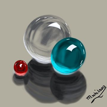 Glasenbol van Monique Schilder