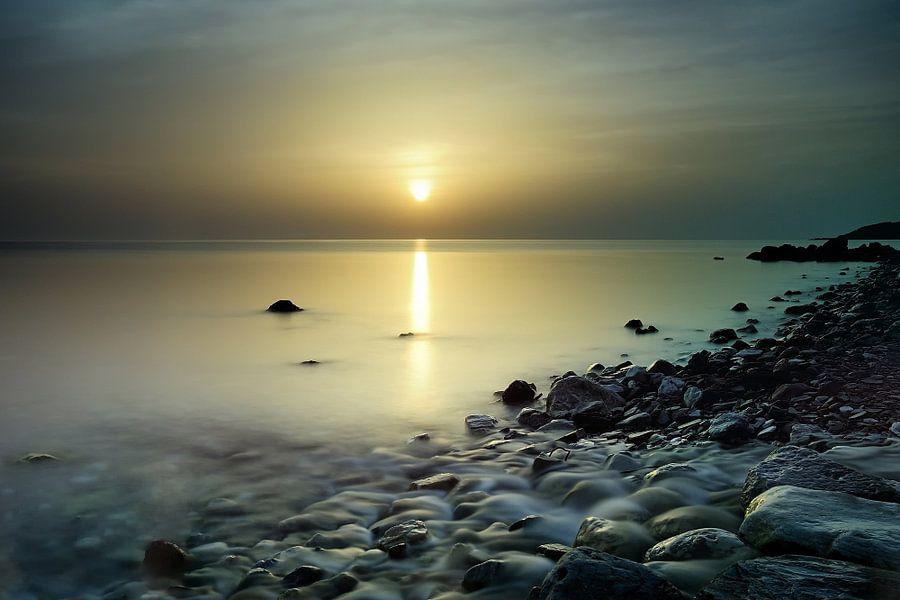 Zonsopkomst Egeische zee