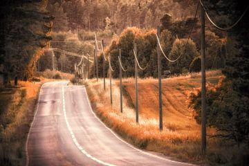 Diese alte Straße von Marc Hollenberg
