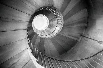 Spiral in the sky sur Tanja Riedel