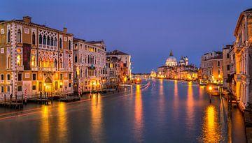 Canal Grande, Venedig von Adelheid Smitt