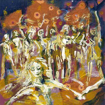 Dance Party People van ART Eva Maria