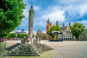 Der Vrijthof in Maastricht von Ivo de Rooij