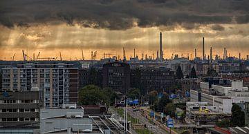 Rotterdam Horizon von Rob van der Teen