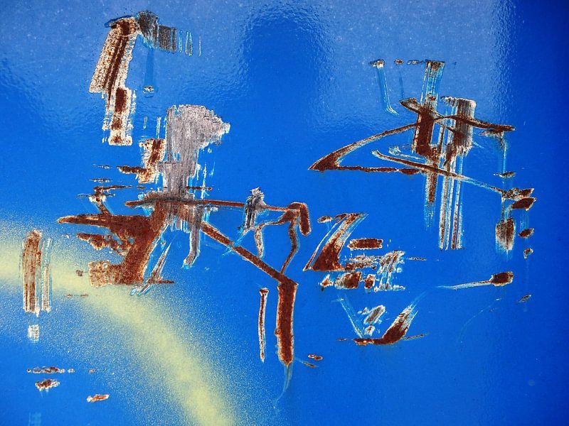 Urban Abstract 316 van MoArt (Maurice Heuts)