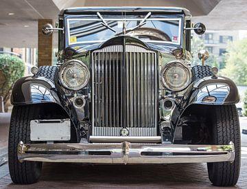 Klassieke Auto van bert van wijk
